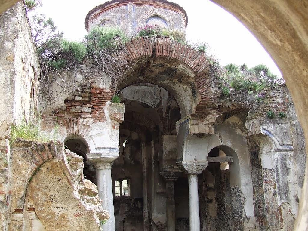 trilye panagia pontobasilissa church